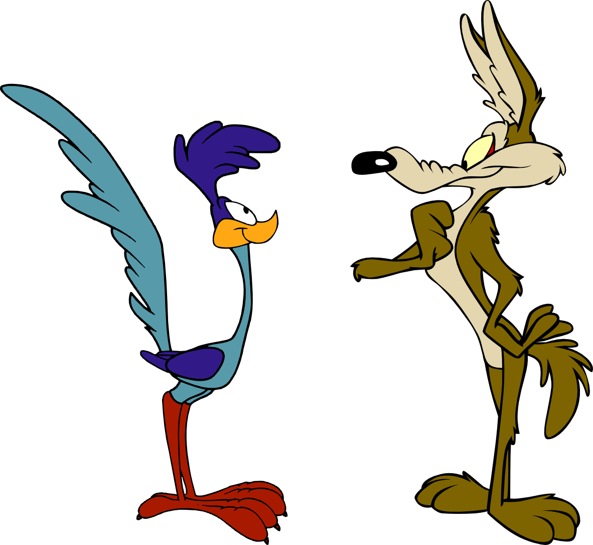 The Greatest Cartoon Character of All Time – Wile E. Coyote | Abstract Ramblings
