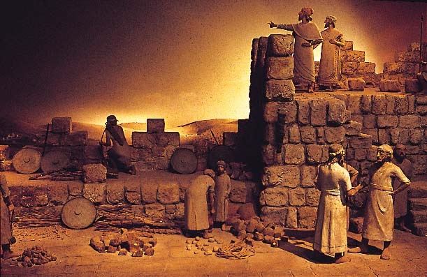 "Nehemiah's vision was to rebuild the walls of Jerusalem. He focused on the ""win"" first, then laid out the process."
